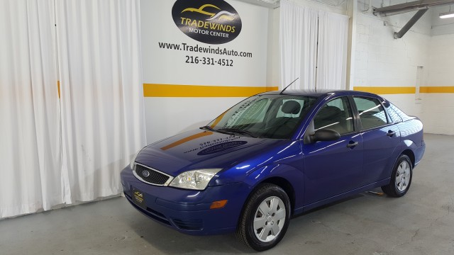 2006 FORD FOCUS ZX4 for sale at Tradewinds Motor Center