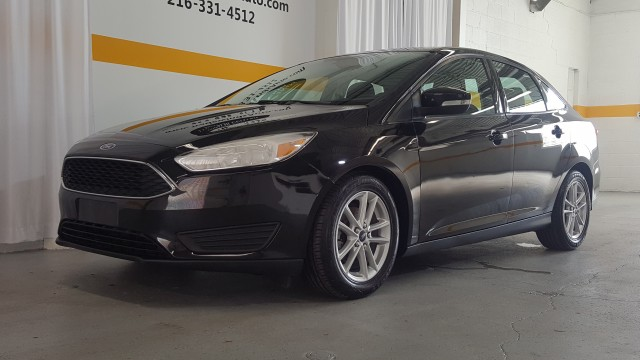 2016 FORD FOCUS SE for sale at Tradewinds Motor Center