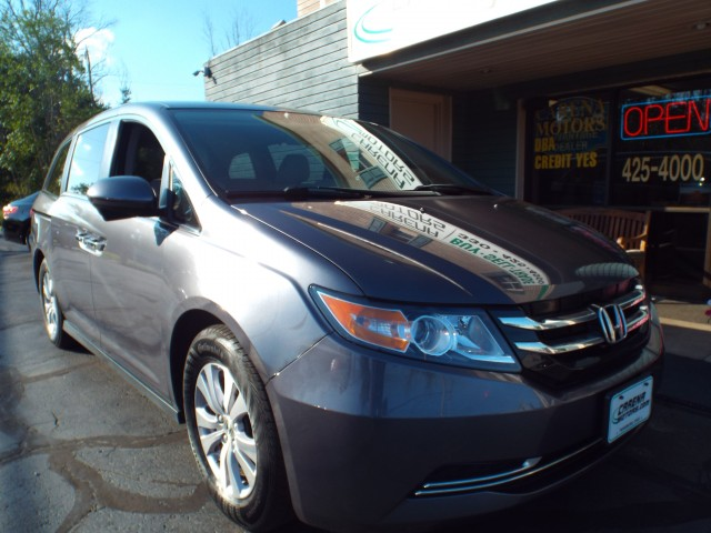 2015 HONDA ODYSSEY EX for sale | Used Cars Twinsburg | Carena Motors