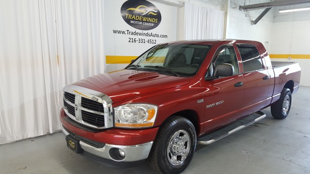 2006 DODGE RAM 1500 SLT MEGA CAB for sale at Tradewinds Motor Center