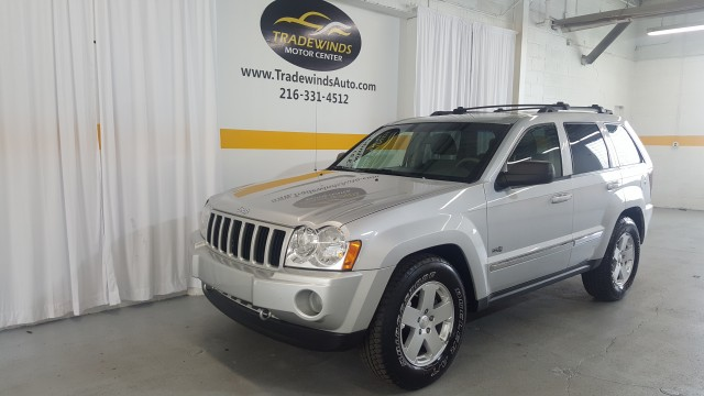 2006 JEEP GRAND CHEROKEE LAREDO for sale at Tradewinds Motor Center