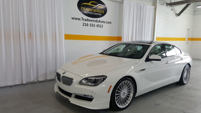 2015 BMW B6 ALPINA xDrive Gran Coupe  B6 ALPINA for sale at Tradewinds Motor Center