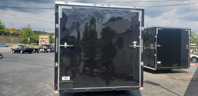 2020 ANVIL 8.5 X 16 ENCLOSED  for sale at Mull's Auto Sales