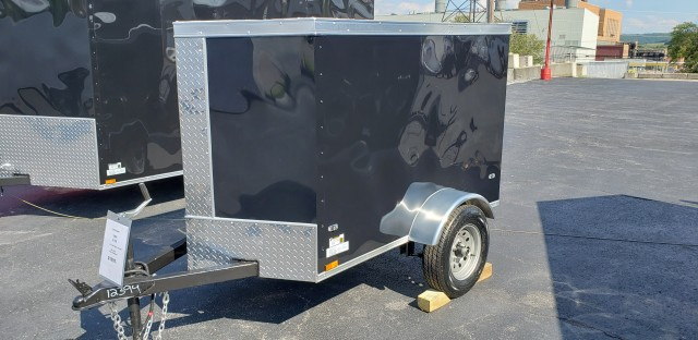 2020 ANVIL 4 X 6 ENCLOSED  for sale at Mull's Auto Sales