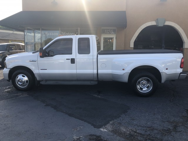 2006 FORD F350 SUPER DUTY for sale at Action Motors