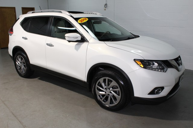2014 NISSAN ROGUE SL for sale | Used Cars Twinsburg | Carena Motors