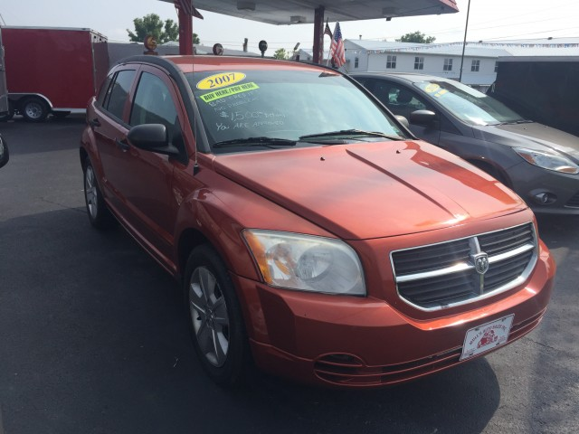 2007 Dodge Caliber SXT for sale at Mull's Auto Sales