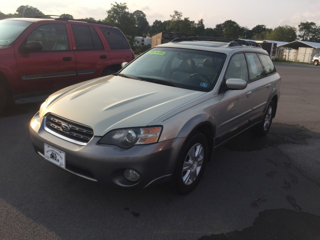 2005 Subaru Outback 2.5i Limited Wagon for sale at Mull's Auto Sales