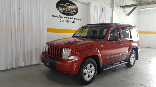 2010 JEEP LIBERTY SPORT for sale at Tradewinds Motor Center