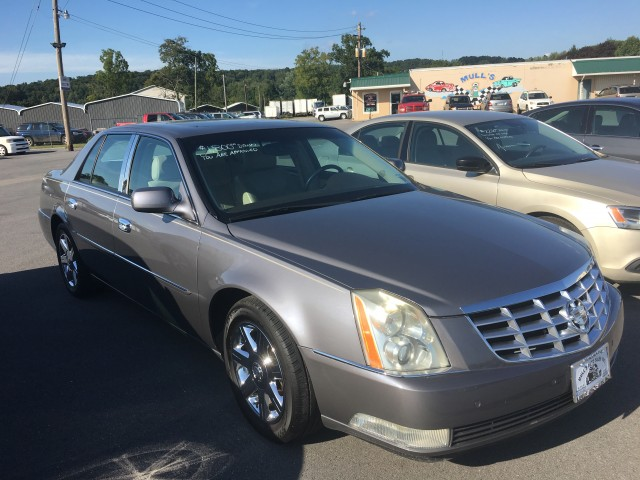 2007 Cadillac DTS Sedan for sale at Mull's Auto Sales