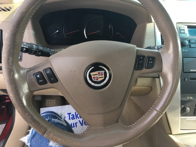 2007 Cadillac STS V6 for sale at Mull's Auto Sales