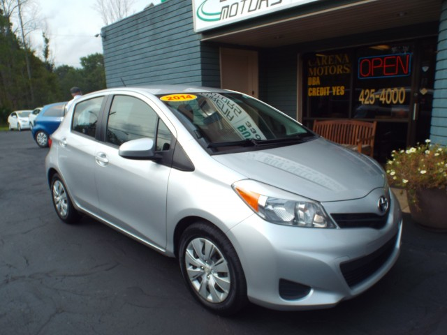 2014 TOYOTA YARIS LE for sale | Used Cars Twinsburg | Carena Motors
