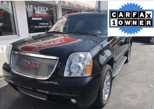 2013 GMC YUKON XL DENALI for sale at Stewart Auto Group
