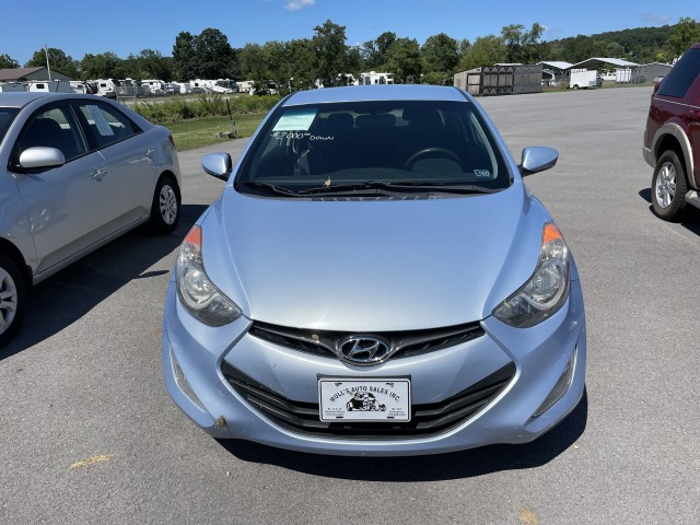 2013 Hyundai Elantra GS Coupe A/T for sale at Mull's Auto Sales
