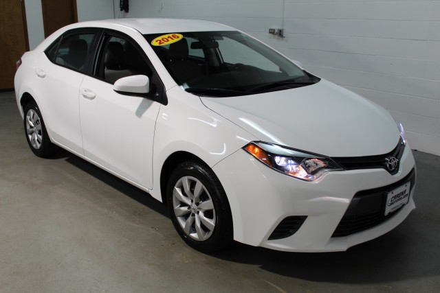 2016 TOYOTA COROLLA LE for sale | Used Cars Twinsburg | Carena Motors