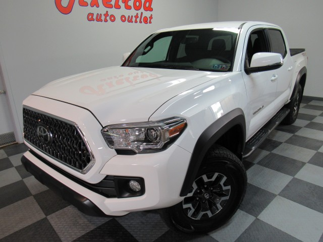 2018 Toyota Tacoma TRD Off Road Double Cab  V6 6AT 4WD