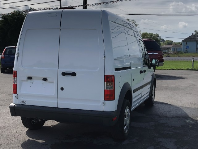 2012 Ford Transit Connect XL with Rear Door Glass for sale at Mull's Auto Sales