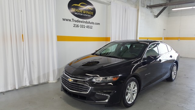 2018 CHEVROLET MALIBU LT for sale at Tradewinds Motor Center