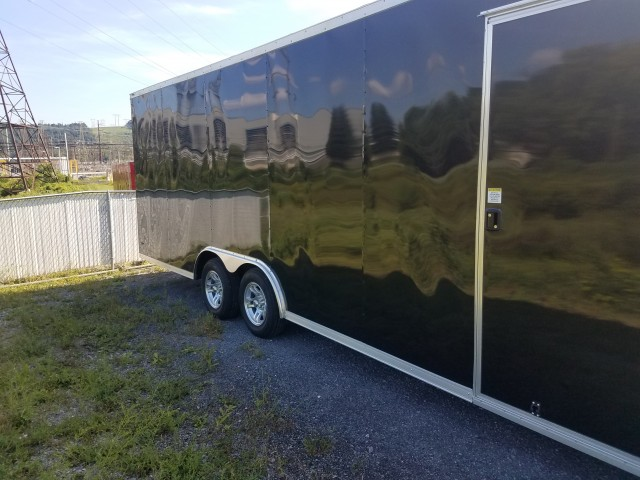 2019 ANVIL 8.5 X 24 ENCLOSED  for sale at Mull's Auto Sales
