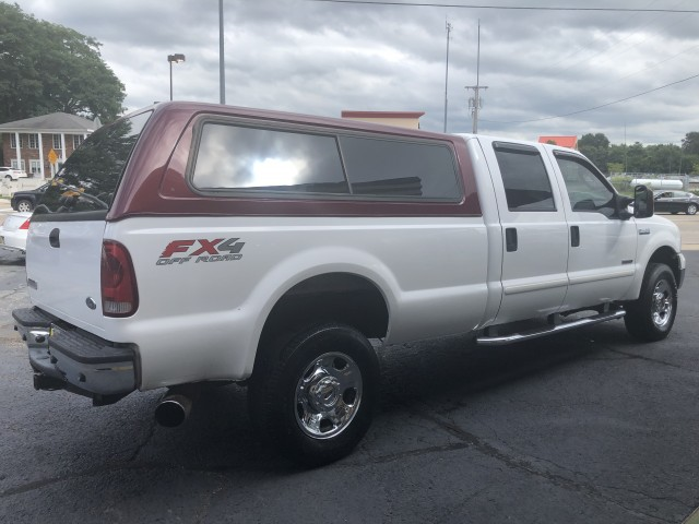 2005 FORD F350 SRW SUPER DUTY for sale at Action Motors