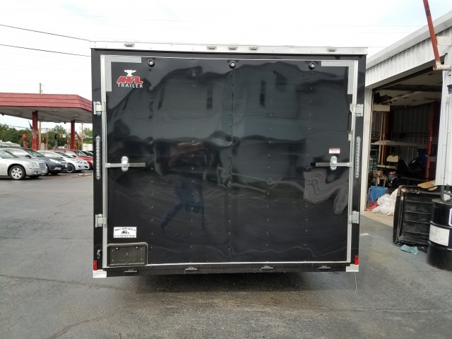 2018 ANVIL 8.5 X 24 ENCLOSED  for sale at Mull's Auto Sales