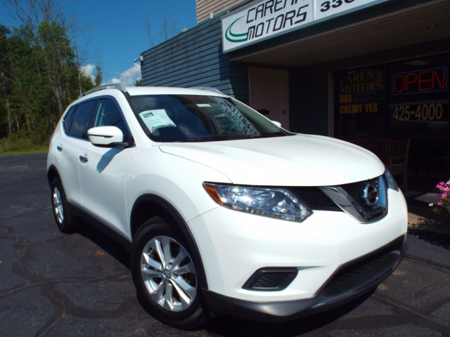 2016 NISSAN ROGUE SV for sale | Used Cars Twinsburg | Carena Motors