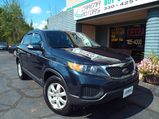 2012 KIA SORENTO  for sale | Used Cars Twinsburg | Carena Motors