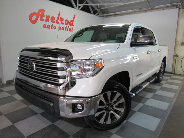 2018 Toyota Tundra Limited 5.7L FFV CrewMax 4WD