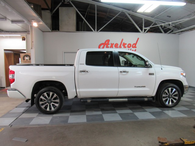 2018 Toyota Tundra Limited 5.7L FFV CrewMax 4WD in Cleveland