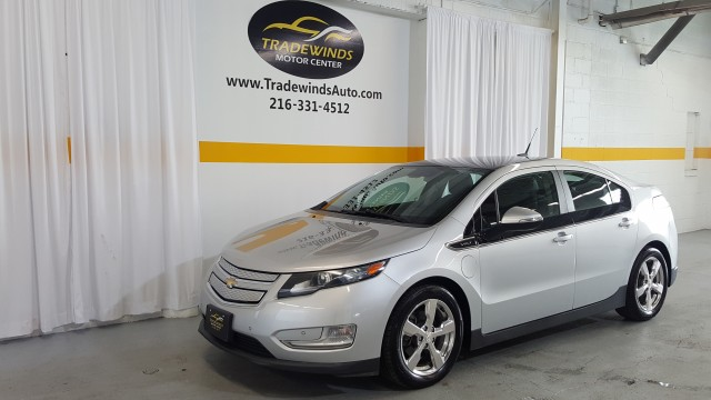2012 CHEVROLET VOLT  for sale at Tradewinds Motor Center