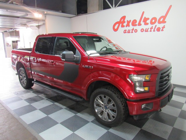 2016 Ford F-150 XLT Sport SuperCrew 5.5-ft. Bed 4WD in Cleveland