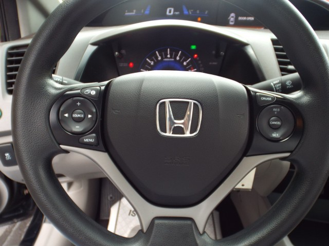 2012 HONDA CIVIC LX for sale at Carena Motors