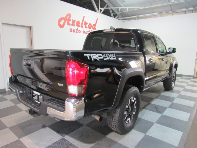 2017 Toyota Tacoma TRD Off Road Double Cab  4x4 in Cleveland