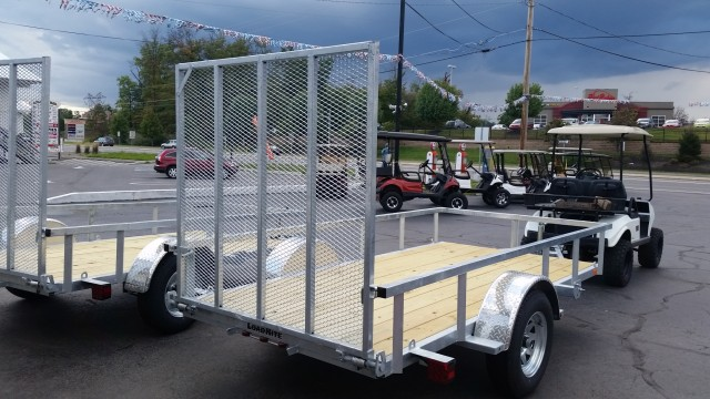 2018 LOAD RITE 5.5 X 11 UTILITY  for sale at Mull's Auto Sales