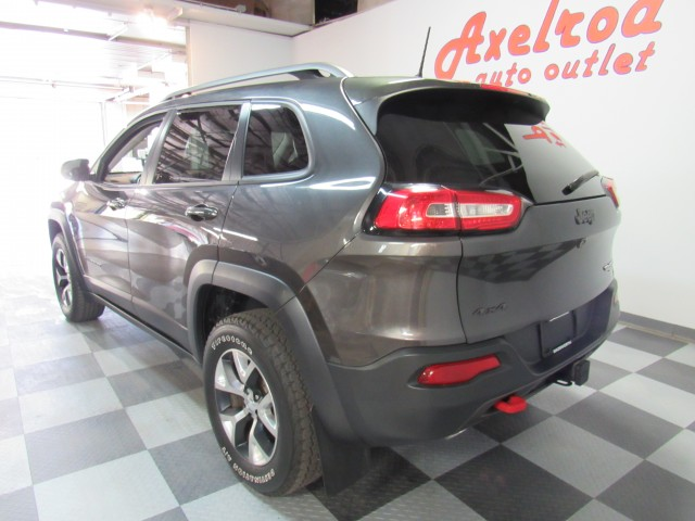2016 Jeep Cherokee Trailhawk 4WD in Cleveland