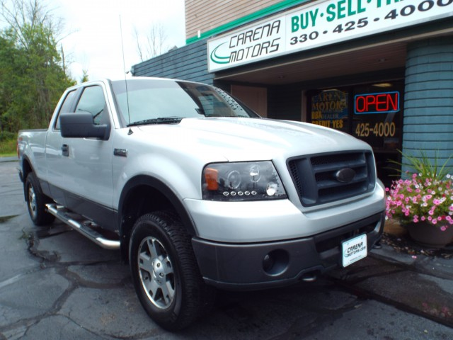 2006 FORD F150 FX4 for sale | Used Cars Twinsburg | Carena Motors
