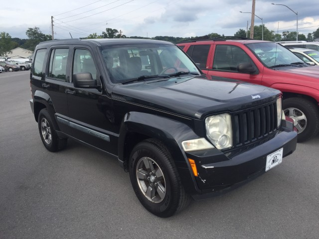 2008 Jeep Liberty Sport 4WD for sale at Mull's Auto Sales