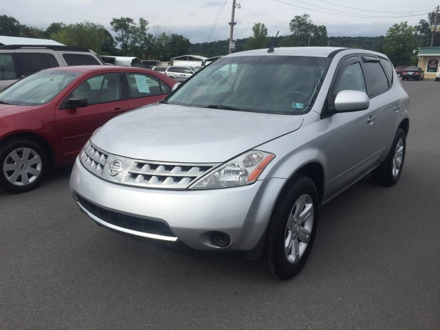 2006 Nissan Murano S AWD for sale at Mull's Auto Sales
