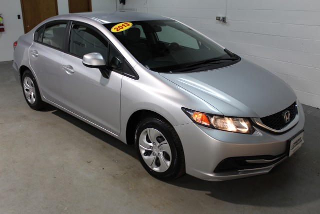 2013 HONDA CIVIC LX for sale | Used Cars Twinsburg | Carena Motors