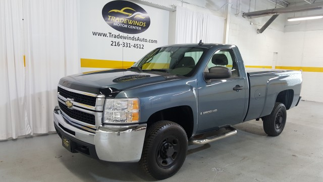 2007 CHEVROLET SILVERADO 2500  HEAVY DUTY for sale at Tradewinds Motor Center