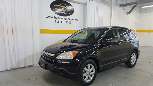 2009 HONDA CR-V EXL for sale at Tradewinds Motor Center