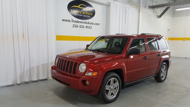2007 JEEP PATRIOT SPORT for sale at Tradewinds Motor Center
