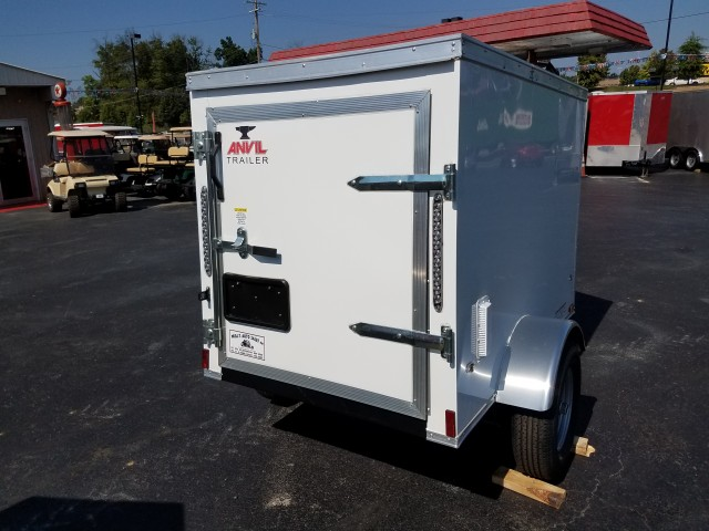 2019 ANVIL 4 X 6 ENCLOSED  for sale at Mull's Auto Sales