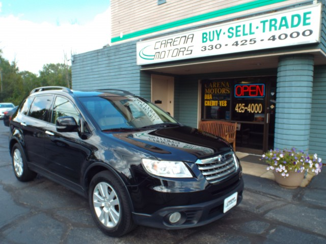2011 SUBARU TRIBECA LIMITED for sale in Twinsburg, Ohio