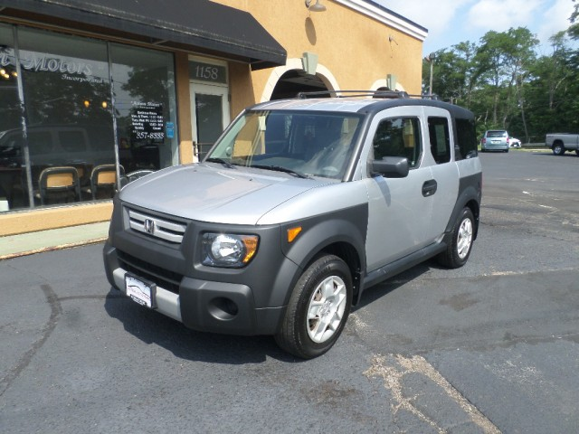 2007 HONDA ELEMENT LX for sale at Action Motors