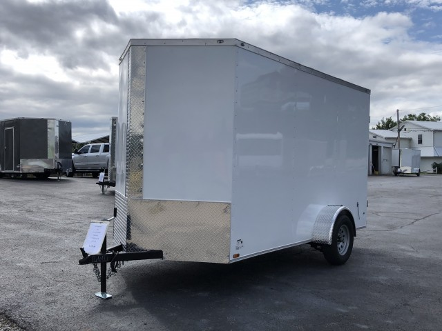 2021 ANVIL 6 X 12 ENCLOSED  for sale at Mull's Auto Sales