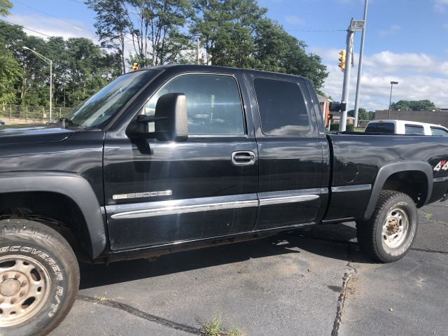 2007 GMC SIERRA 2500 HEAVY DUTY for sale at Action Motors