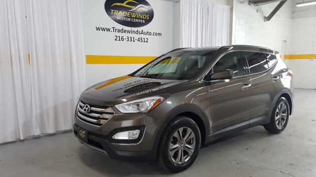 2014 HYUNDAI SANTA FE SPORT  for sale at Tradewinds Motor Center