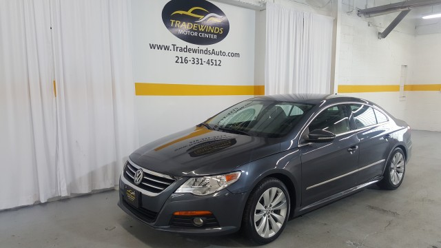 2011 VOLKSWAGEN CC SPORT for sale at Tradewinds Motor Center