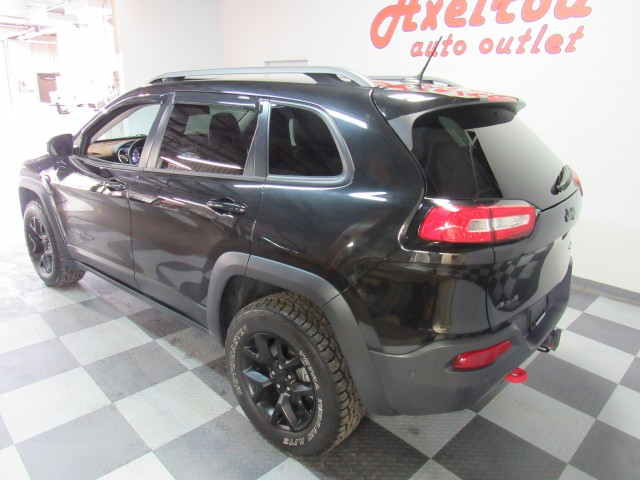 2015 Jeep Cherokee Trailhawk 4WD in Cleveland